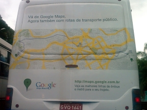 Propaganda do Google
