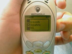 Motorola 120t um show de celular a mais de 10 anos!